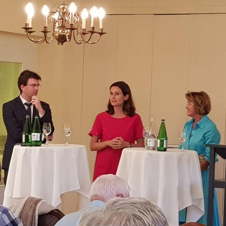 Sommeranlass 2019 - Milizarbeit in der Schweiz - exquisit im Landhotel Hirschen